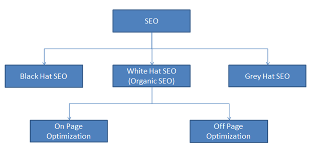 Types of SEO Infography